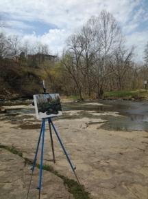 Cherokee Park - Big Rock