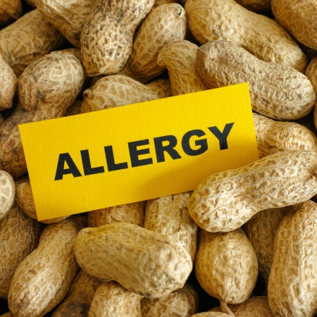 invisibly allergic blog - peanut allergy