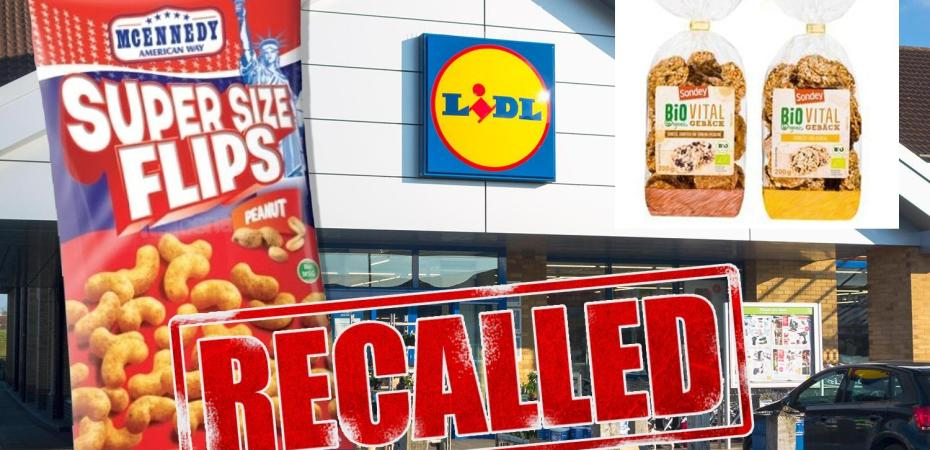 recalled food product - invisibly allergic blog