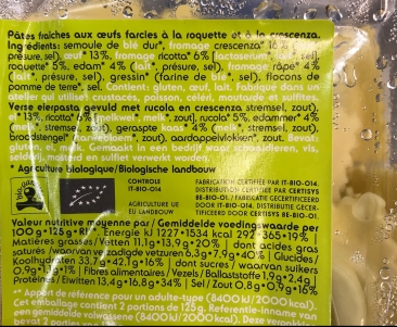 Delhaize Grocery Peanut Free Pasta