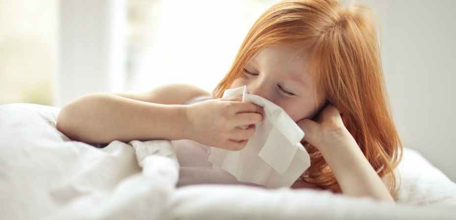 children describing an allergic reaction - invisibly allergic blog